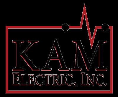 KAM Electric, Inc. Logo